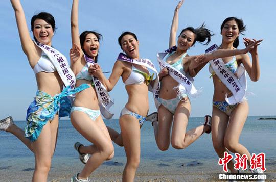 2011国际旅游小姐中国区总决赛