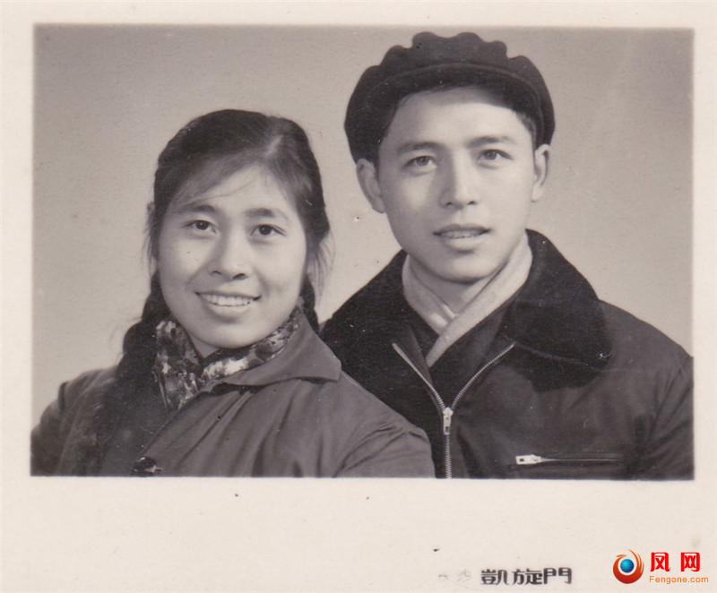 双镜头 影像记 新中国成立70周年 父母的爱情