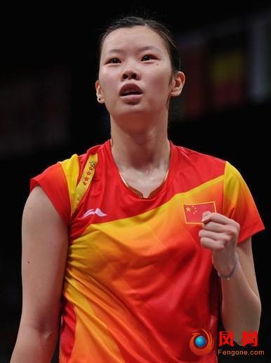 羽毛球 羽毛球女单冠军 李雪芮 王仪涵