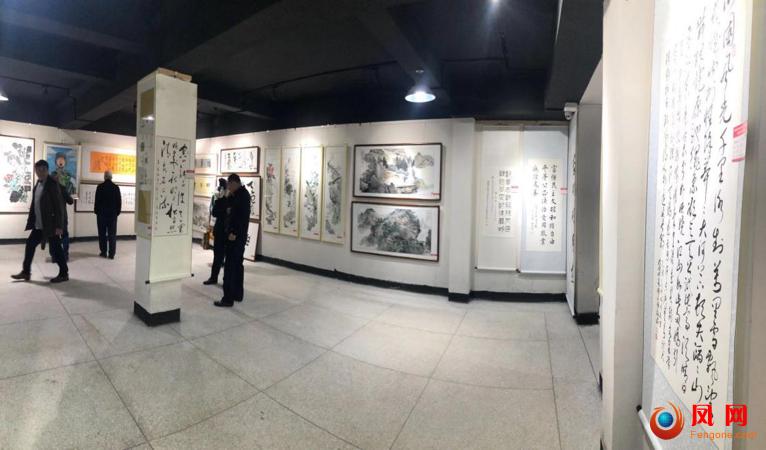 湖南省 政法系统 文艺创作 书画