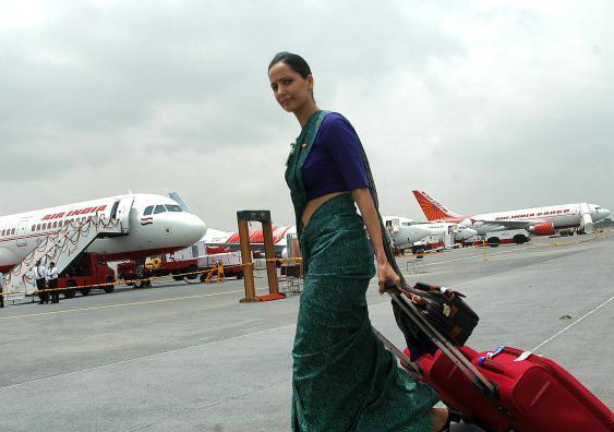 空姐 印度空姐 空妈 空姐图片