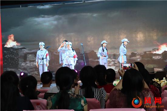 湖南省妇联 诗词大赛 庆祝新中国70华诞 湘女