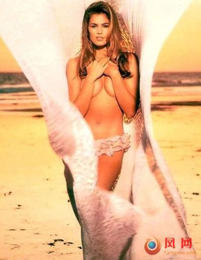 裸有型遮有韵 欧美大牌有料女星欲露还休