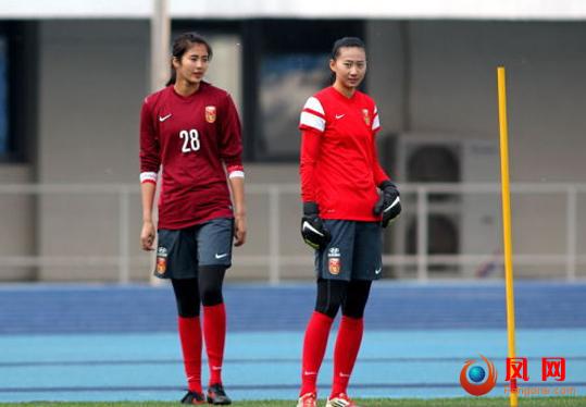 中国女足 加拿大女足世界杯 最美女足 赵丽娜 张越