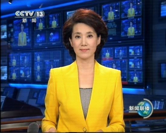 李修平告别新闻联播 李修平穿衣风格 李修平新闻联播 李修平