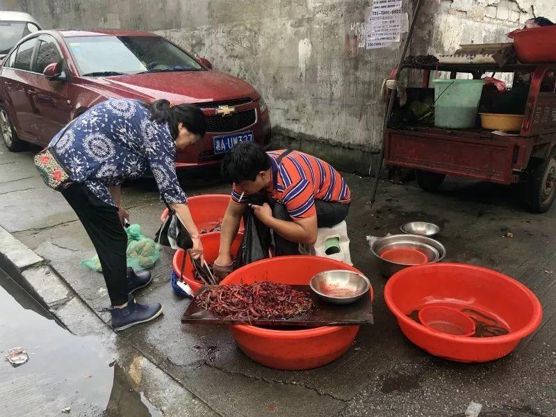 小龙虾 长沙